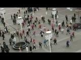 Backstreet Boys Flash mob Dance UkraineNov.21, 2009